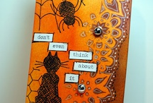 Cards & tags - handmade / by Donna Arkle