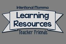 Learning Resources / Teaching materials from my teacher friends!