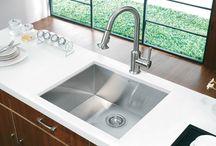 Kitchen Sinks / kitchen sinks, undermount sinks, stainless steel sinks, composite sinks