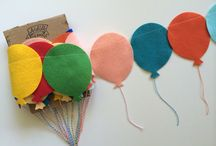 Garlands / Beautiful and creative garlands and bunting