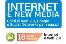 A scuola di internet e new media / Lezioni ai ragazzi delle scuole superiori su internet e i nuovi media. Approfondimenti presso: http://evabianchiblog.wordpress.com/