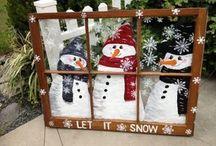 xmas craft decorations