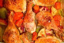 Paleo con Queso Chicken/Birds