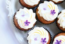 Cupcakes and other favours / beautifully handcrafted goods