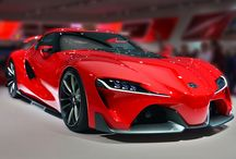 TOYOTA FT-1 (the next supra) / the 2nd generation of the mighty SUPRA