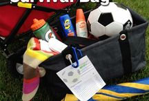 Sports Mom Soccer Tournament Tips