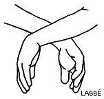 Játék az ujjakkal, kezünkkel