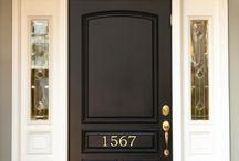 Home, Front Door