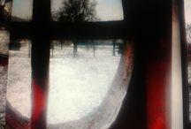 neige du matin... / paysage