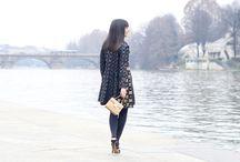 "Arcadia & ""Purses and I"" by Laura Comolli / Nice photo shoot with the famous Italian fashion blogger Laura Comolli"