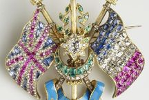 Royal collection, jewellery