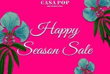 #CasaPop #HappySeasonsale