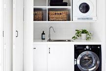 Laundry/Kitchen