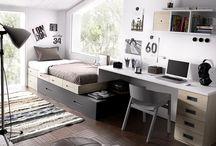Fiú szoba