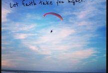 Christian Stuff - Faith Quotes / by Amanda HockeyLove