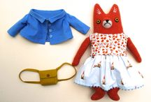 SEW TOYS: inspirations