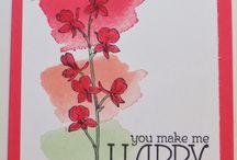 happy watercolor