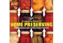 Canning & Preserving / by Susie Keepper