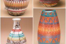 Research for Ceramics