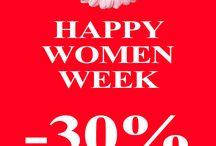 HAPPY WOMEN WEEK