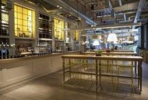 The Parlour bar / The Parlour Bar, Canary Wharf, Drake & Morgan