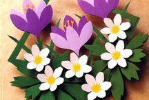 tavaszi dekorációk / dekprációs ötletek