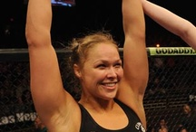Ronda Rousey / #UFC Women's Bantamweight Champion Ronda Rousey :: THE METAL TRIBE :: A Finnish metal musician's 1-year extreme challenge to become an #MMA fighter in Sweden: themetaltribe.com