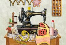PAPERS - SEWING