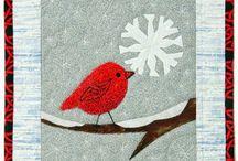 winter tafereel