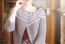 Crochet Jerseys & Tops