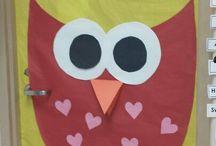 Valentines Day Door Classroom