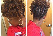 hairstyles natural hair