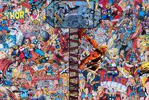 Arte de super-herói