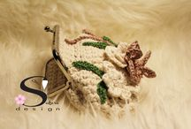 Sakura design - horgolt termékeim / horgolt, crochet