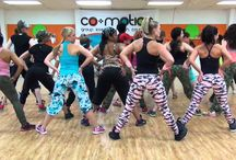 Dance/Zumba workouts