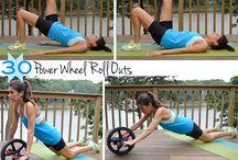 Workout wheel