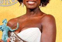 SAG Awards 2012 Curly Hairstyles / by Curlformers