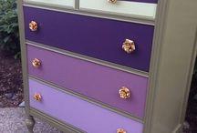Jen purple gold