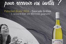 Accords Mets et Vins / Retrouvez des idées d'accords mets-vins délicieux et achetez vos bouteilles sur le site Shop-wermeil.com