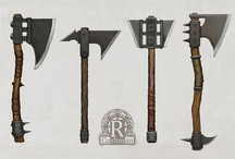 weapons/shields
