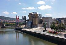 Bilbao, España / Qué ver y hacer en Bilbao, guía de turismo de la ciudad vizcaína. http://bit.ly/1Kk9tch