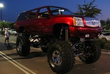 Lifted trucks!
