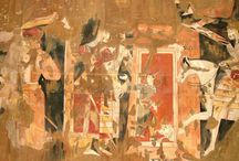 Sassanian and Sogdian