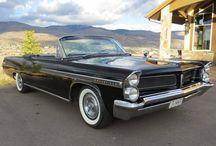 1963 Pontiac Bonnevile Convertible