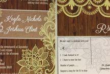 Barn Wood and Lace Wedding Theme