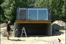 Architecture: Eco Container Homes / by Vidda Chan