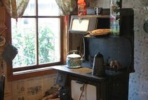 Stoves are my instrument / My love of stoves / by charlotte kittredge