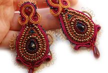 anya.es  handmade jewerly (soutache, hand embroidery & tatting)