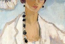 Le perle nell'arte / Opere d'arte con gioielli di perle