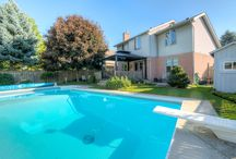 SOLD! - 30 Duncan Cr / 34x16' In-Ground Pool! 3 Bedroom, 2.5 Bathroom, 2-Storey on a Quiet Crescent in the Northeast!  $289,900 - www.ForestCityTeam.com  #LdnOnt #RealEstate #Realtor